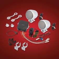 MOTORCYCLE SOUND SYSTEM 13-250A