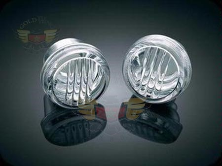 RPLCMNT TURN SIGNAL LENSES-ROADSTAR - RED